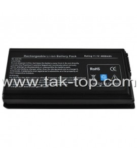 Battery Laptop Asus F5 X59 - 6 Cell باطری لپ تاپ ایسوس