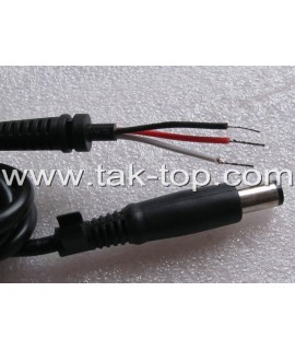 Cable Adapter Laptop Dell 7.4*5.0 قطعات لپ تاپ کابل اداپتور