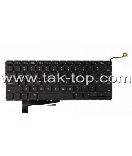 Keyboard Laptop Apple Mackbook Pro A1286 2009 2010 2011 2012 کیبورد لپ تاپ اپل
