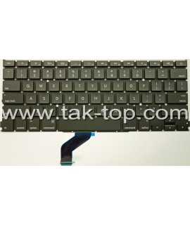 Keyboard Laptop Apple Mackbook Pro A1502 Enter Big کیبورد لپ تاپ اپل
