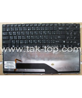 Keyboard Laptop Asus K50 With Backlight کیبورد لپ تاپ ایسوس