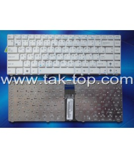 Keyboard Laptop Asus Eee PC 1215 With Frame Silver  کیبورد لپ تاپ ایسوس