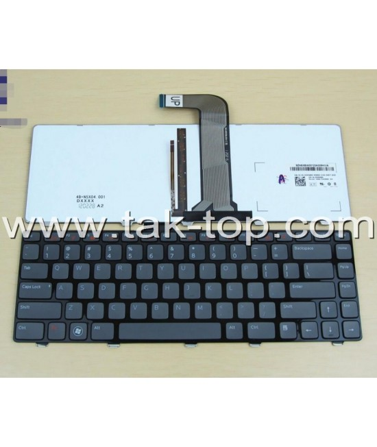 Keyboard Laptop Dell XPS L502 backlit کیبورد لپ تاپ دل