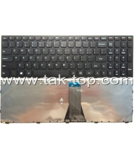 Keyboard Laptop Lenovo G5070 With Frame Black WithOut Backlight کیبورد لپ تاپ لنوو