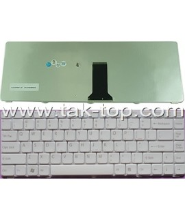 Keyboard Laptop Sony Vaio VGN-NR White کیبورد لپ تاپ سونی