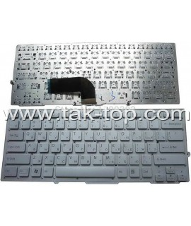 Keyboard Laptop Sony Vaio VPC-CA Black کیبورد لپ تاپ سونی