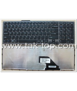 Keyboard Laptop Sony Vaio VPC-F11 WithOut Frame کی بورد سونی