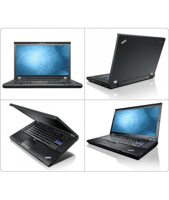 "Lenovo Thinkpad T510/i7/4GB/500GB/512MB/LED 15.6"" inch لپ تاپ استوک"