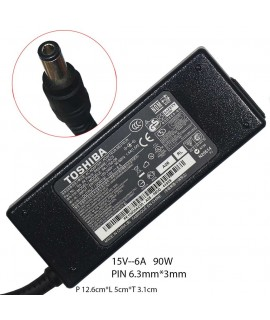 شارژر Toshiba 15Volt 6a Socket 5.5mm*2.5mm