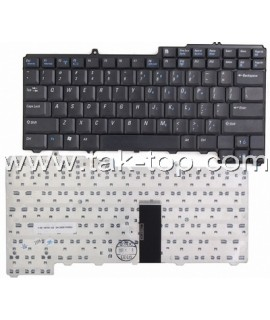 Keyboard Laptop Dell Latitude 1501 6400 9400    کیبورد لپ تاپ دل