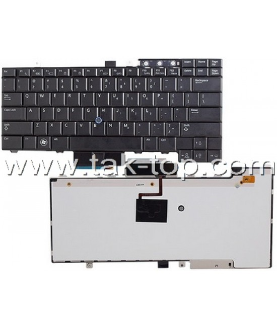 Keyboard Laptop Dell Vostro 3300 3400 3500 V3300 کیبورد لپ تاپ دل