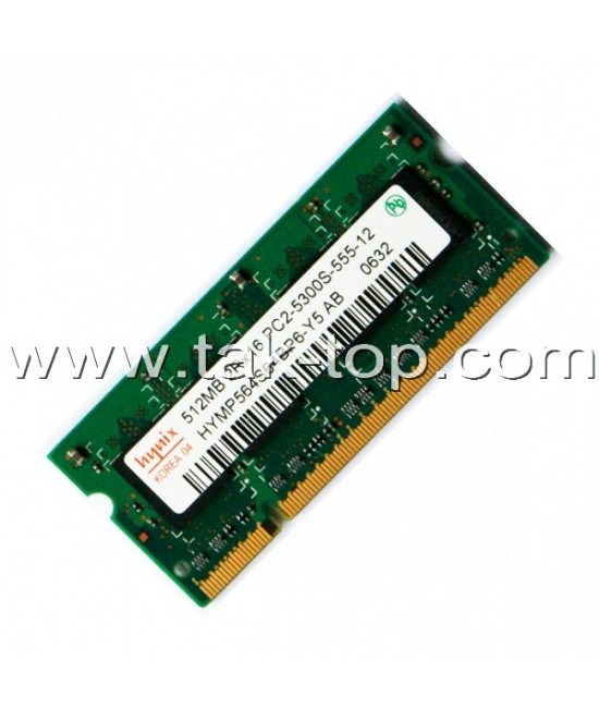 Ram Laptop DDR2 2GB رم لپ تاپ